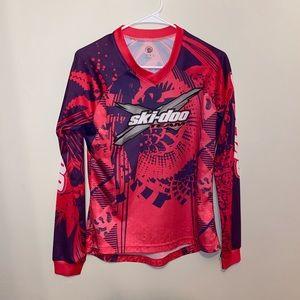 Ski-Doo Dry Fit Long Sleeve Shirt